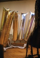 Silver & Gold Cylinders (view 7)
