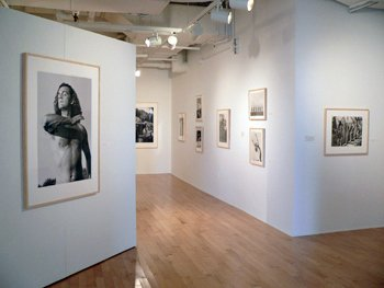 [Phillip Trager's works featured in the Philip Trager: A Retrospective exhibition]
