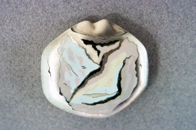 Landform Brooch