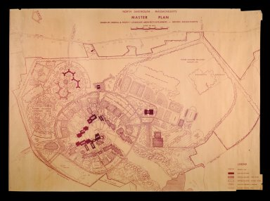 Master Plan of University of Massachusetts Dartmouth Campus