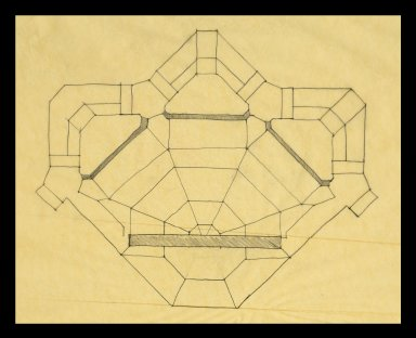 [ Auditorium Floor Plan Sketch ]