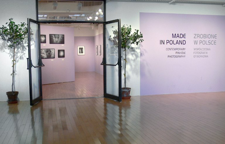 [Georgia Krawiec's Work Featured in the Made in Poland: Contemporary Pinhole Photography Exhibition]