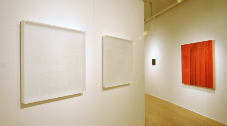Selected work by Sarah Bliss, Allison Paschke, and Sand T
