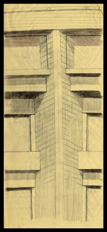 A 3-D Sketch of Fenestration
